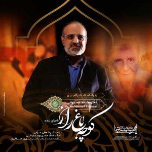 دانلود آهنگ محمد اصفهانی به نام کوچه باغ راز