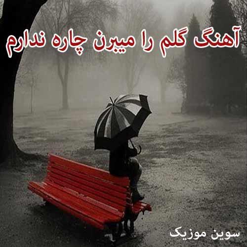 آهنگ گلم را میبرن چاره ندارم مصطفی ابراهیمی